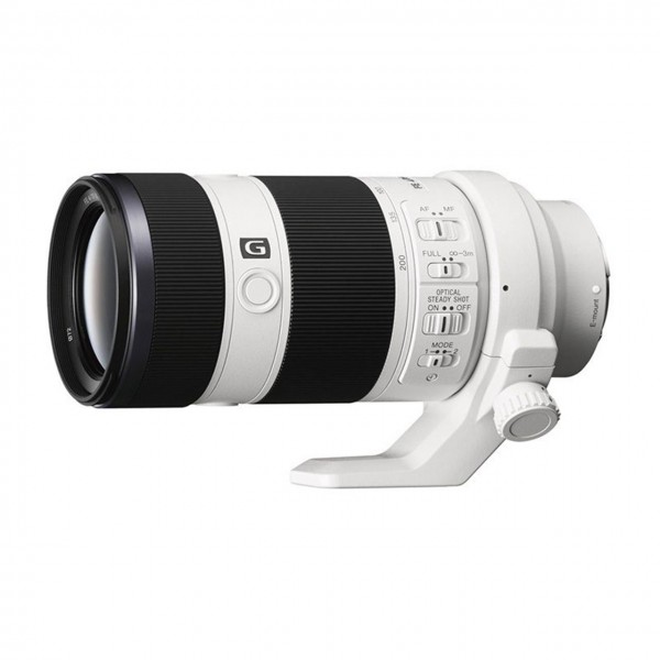 Sony SEL70200GM E-mount FF G Master lens 70-200mm F2.8
