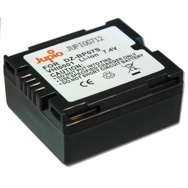 Jupio Hitachi DZ-BP07S  750mAh VHI0001
