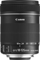 Canon EF-S 18-135MM 1:3.5-5.6 IS
