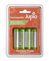 Jupio Direct Power AA Ni-MH 2100 JRB-AADP