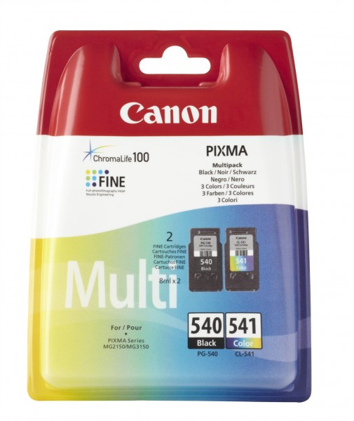 Canon Duo Pack PG540/CL541