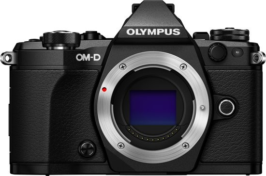 Olympus E-M5III Body black incl. Charger & Battery