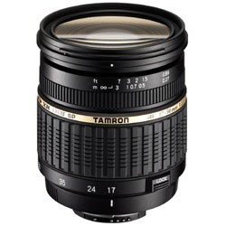 Tamron SP 17-50MM F/2.8 Di II CANON