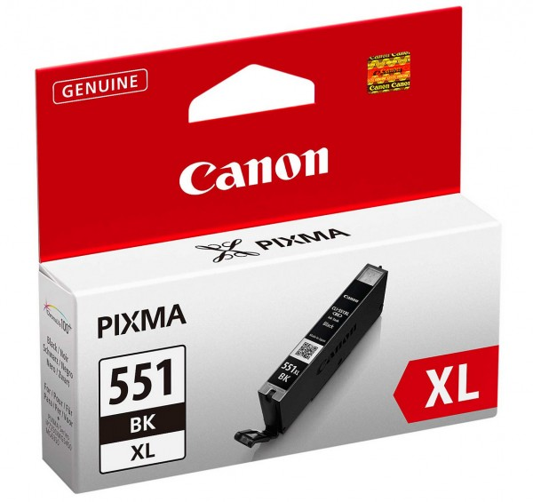 Canon CLI551XL Black HC 11ml