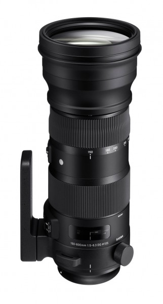 Sigma 150-600mm F5-6.3 DG OS HSM Sports Canon