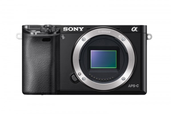 Sony Alpha ILCE-6000B Body Only
