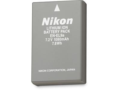 Nikon EN-EL9a BATTERY FOR D5000/D3000