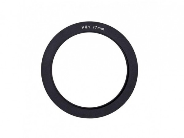 H&Y Adapter Ring 77mm voor K-series Holder