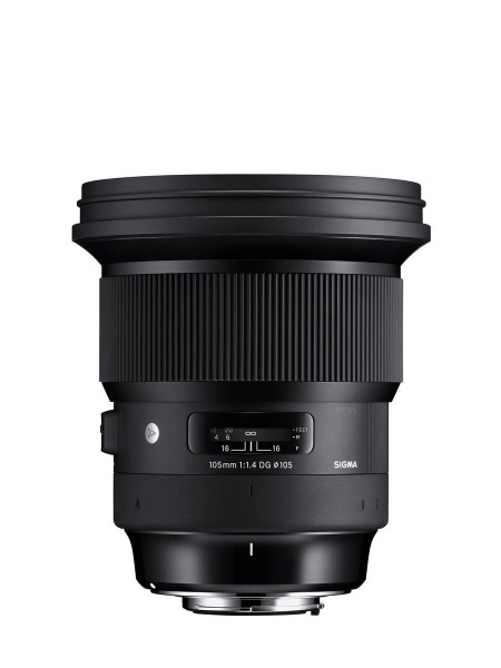 Sigma 105mm F1.4 DG HSM Art F/SE