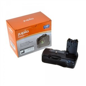 Jupio Battery Grip for Canon EOS 1100D/1200D/1300D + Cable
