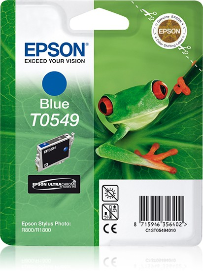 EPSON INKC.ST.PHOTO R800 BLUE