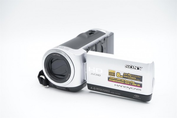 Tweede hands Sony HDR-CX105 Handycam