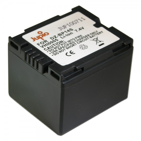 Jupio Hitachi DZ-BP14S  1400mAh VHI0005