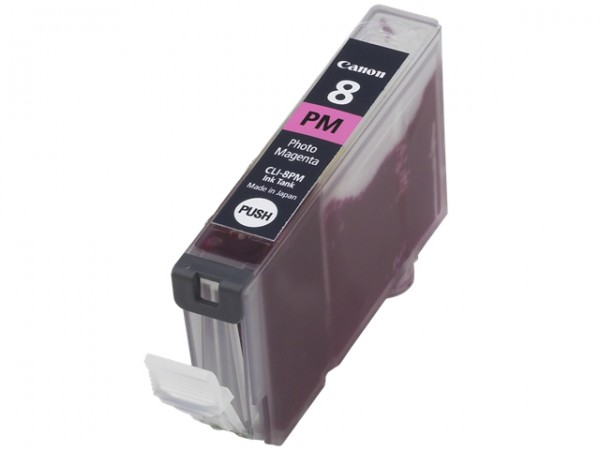 CANON CLI-8PM INK CARTRIDGE PHOTO MAGENTA STANDARD