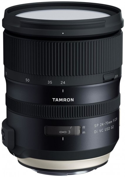 Tamron SP 24-70mm F/2.8 Di VC USD G2 Canon EF