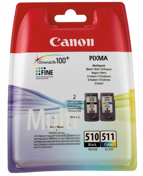 Canon Multipack PG-510/CL-511