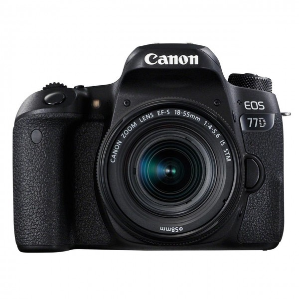 Canon EOS 77D + EF-S 18-135 IS STM