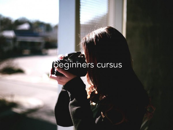 Fotograferen voor beginners Cursus 23 april 2021
