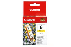 Canon BCI6 Yellow
